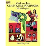 【预订】Quick-And-Easy Crazy Quilt Patchwork: With 14