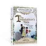 (西文)The Inquisitor's Tale 检察官的故事 英文进口原版小说 2017年纽伯瑞获奖小说儿童文学小