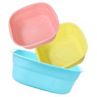 婴儿洗脸盆新生儿用品洗屁屁股儿童塑料家用宝宝小盆子