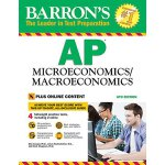 Barron's AP Microeconomics / Macroeconomics, 6th Edition 巴朗