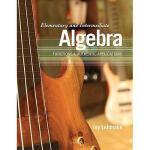【预订】Elementary and Intermediate Algebra: Functions