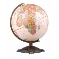 博目地球仪 艾伦:30cm中英文政区古典立体地球仪 北京博目地图制品有限公司 中国地图出版社,测绘出版社 978750