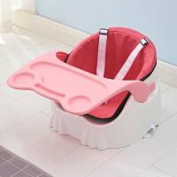 儿童吃饭座椅婴儿餐桌椅子便携宝宝餐椅外出简易饭桌可折叠1-3岁
