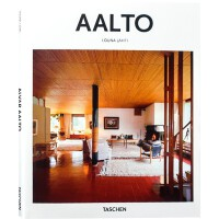 AALTO精选薄本 建筑大师 阿尔瓦・阿尔托 作品精选 建筑设计书籍
