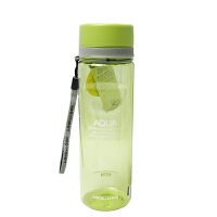 LOCK&LOCK乐扣 770ml绿色运动型塑料水杯 HLC634G