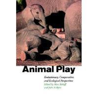 【预订】Animal Play: Evolutionary, Comparative and