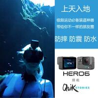 包邮 GoPro HERO 6 BLACK 数码摄像机 4K 高清 专业运动 10米防水 照相机 go pro 黑狗