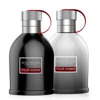 【2瓶装】古龙男士香水淡香清新自然抖音学生男人味专柜