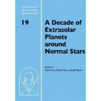 【预订】A Decade of Extrasolar Planets Around Normal Stars