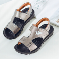 夏季新款男童凉鞋沙滩鞋 男孩宝宝凉鞋潮