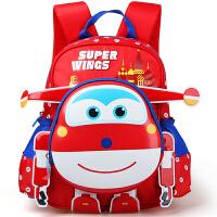 超级飞侠书包 幼儿园书包 小学生大班卡通双肩背包BS0039