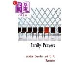 【中商海外直订】Family Prayers