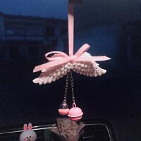汽车内饰品车挂天使翅膀吊饰车载挂饰吊坠