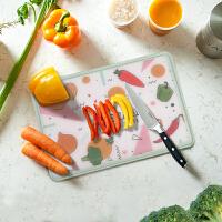 双面砧板厨房切菜板菜板套装塑料家用水果案板