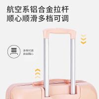 小型登机箱18寸迷你小清新行李箱轻便拉杆20女旅行箱子男小号密码