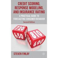 【预订】Credit Scoring, Response Modeling, and Insurance
