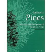【预订】Pines: Drawings and De*ions of the Genus Pinus