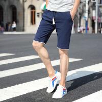 短裤男夏季百塔韩版潮流运动裤大裤衩日式夏天沙滩裤五分休闲裤子