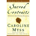 SACRED CONTRACTS(ISBN=9780609810118) 英文原版