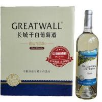 长城 龙山山谷 高级莎当妮干白葡萄酒 750ML