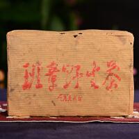 【20片一起拍】1998年 野生老班章古树生茶云南普洱茶砖茶 500克/片