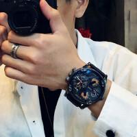 男士手表款欧美大表盘库礼物