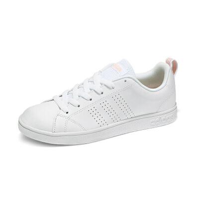 【新品】Adidas阿迪达斯女鞋2017新款低帮NEO板鞋休闲鞋小白 鞋DB0581