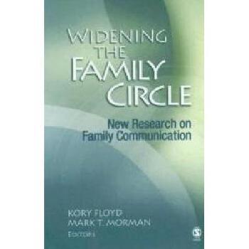 【预订】Widening the Family Circle: New Research on Family 美国库房发货,通常付款后3-5周到货!