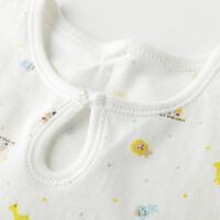 婴童装男女小童内衣套装宝宝婴幼儿针织内衣套装 夏