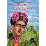【预订】Who Was Frida Kahlo?