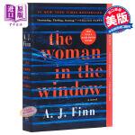 【中商原版】窗里的女人 英文原版 Woman in the Window 推理悬疑惊悚小说 Finn A.J.费恩 纽
