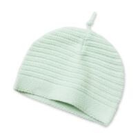 [领90元卷]秋冬季男女宝宝纯色婴儿纯棉帽/宝宝套头帽/胎帽