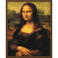 填色装饰画梵高星空下的罗纳河数字油画diy油彩画手工绘世界名画 70*90绷好内框2.5cm厚 画板+颜料+画笔+