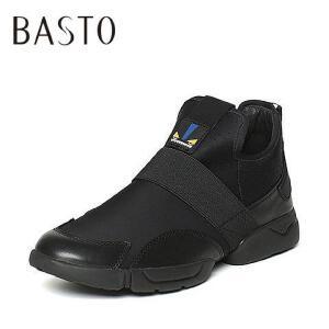 BASTO/百思图男休闲鞋BGN01CM6