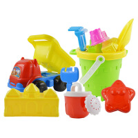 儿童沙滩玩具车套装大号女孩太空玩具沙漏铲子决明子玩具