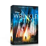 【发顺丰】英文原版 A Wrinkle in Time 时间的皱纹 纽伯瑞金奖 同名迪士尼电影原著小说 儿童文学经典