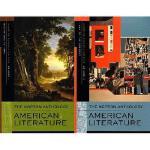 【预订】The Norton Anthology of American Literature 2 Volume
