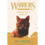 猫武士外传:火星的探索 英文原版 Warriors Super Edition: Firestar's Quest