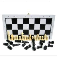 【金利来】玩具 精装木制棋盘 国际象棋 折叠中号