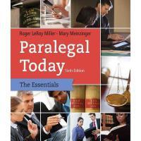 【预订】Paralegal Today: The Essentials