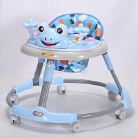 宝宝学步车可坐手推车婴儿学步车多功能6-18个月男宝宝女孩手推可坐助步车
