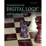 【预订】Fundamentals of Digital Logic with Verilog Design