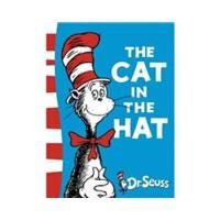 The Cat in the Hat 苏斯博士:戴高帽子的猫 ISBN9780007158447