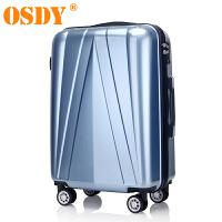 【支持礼品卡支付】20寸 OSDY品牌 A917 登机箱 拉杆箱 行李箱 静音万向轮 耐压ABS+PC材质