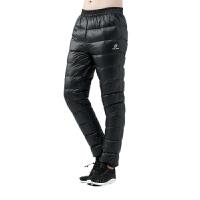 男款轻羽绒裤 90%白鸭绒 户外 防风保暖