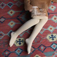 2018新款秋冬季丝袜连裤袜加厚加绒连袜裤女肉色连体裤袜显瘦打底裤女