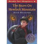 【预订】The Bears on Hemlock Mountain Y9780689716041