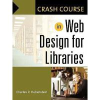 【预订】In Web Design for Libraries