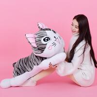 猫公仔猫咪毛绒玩具小猫玩偶大号送女友生日礼物可爱抱枕娃娃