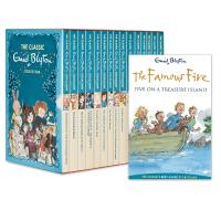 【中商原版】艾尼德布莱顿小说集(15册)Enid Blyton 15 Books Box Set 儿童文学 魔幻文学 套